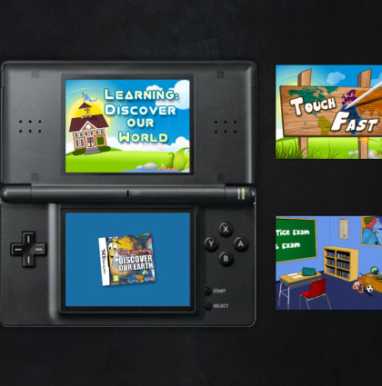 Discover our world: Nintendo DS
