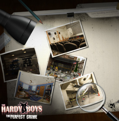 The Hardy Boys: The Perfect Crime PC GAME